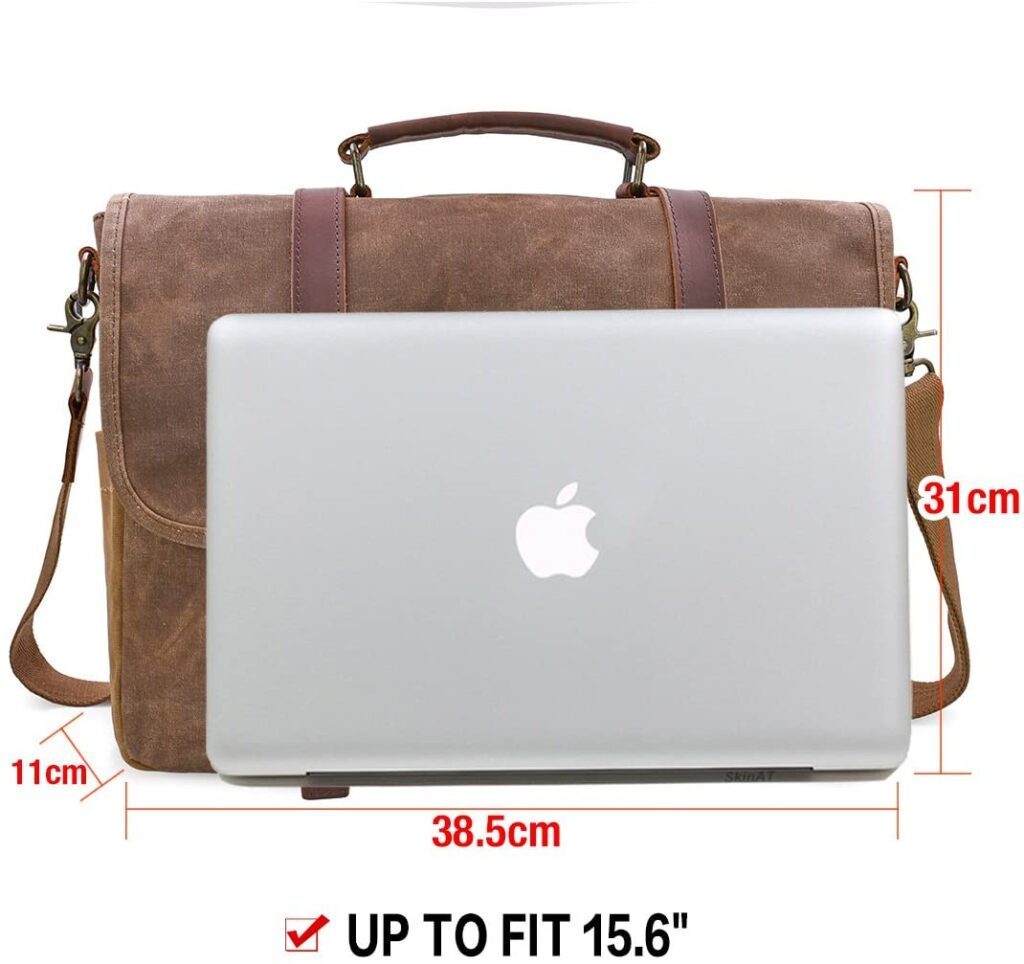best computer leather messenger bag