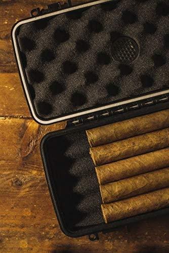 cigar humidor for 5 cigars