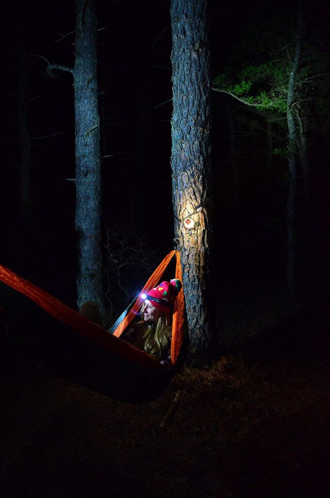 the best headlamp for camping