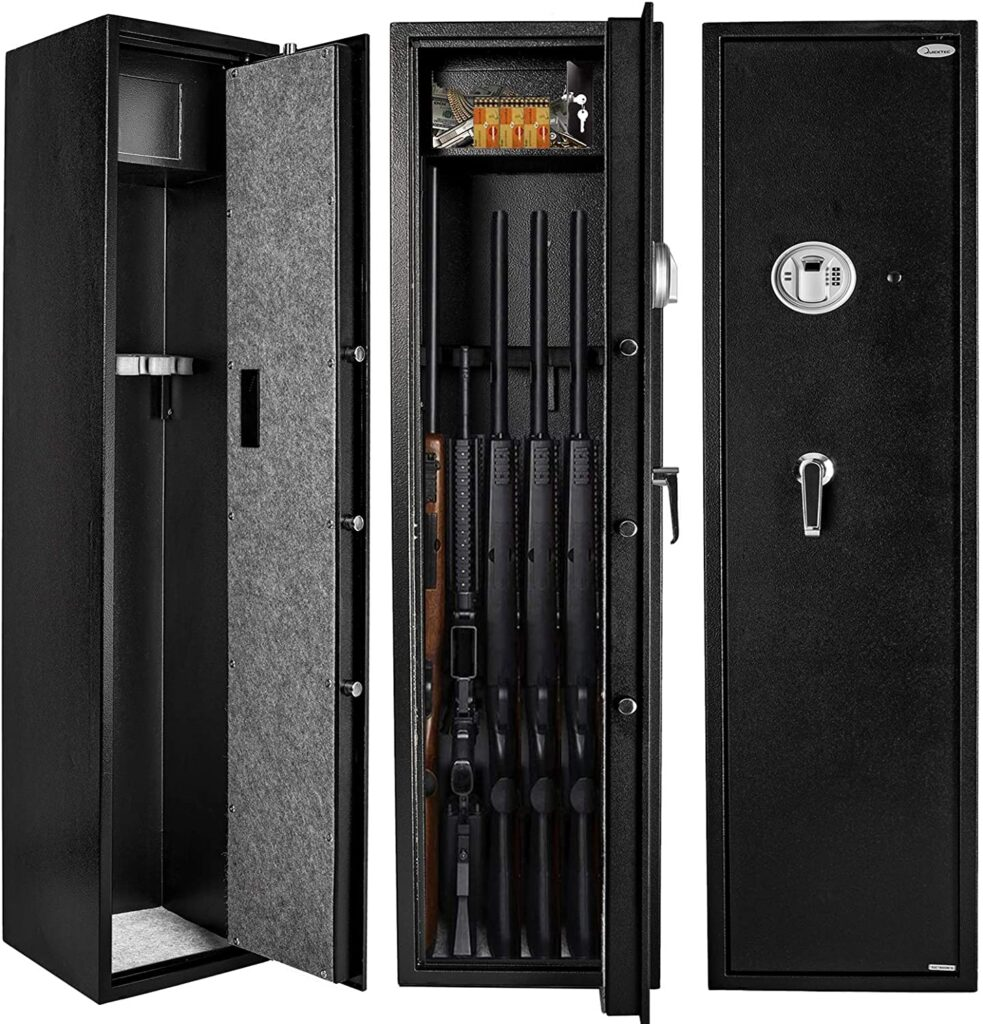 best big rifle gun safe