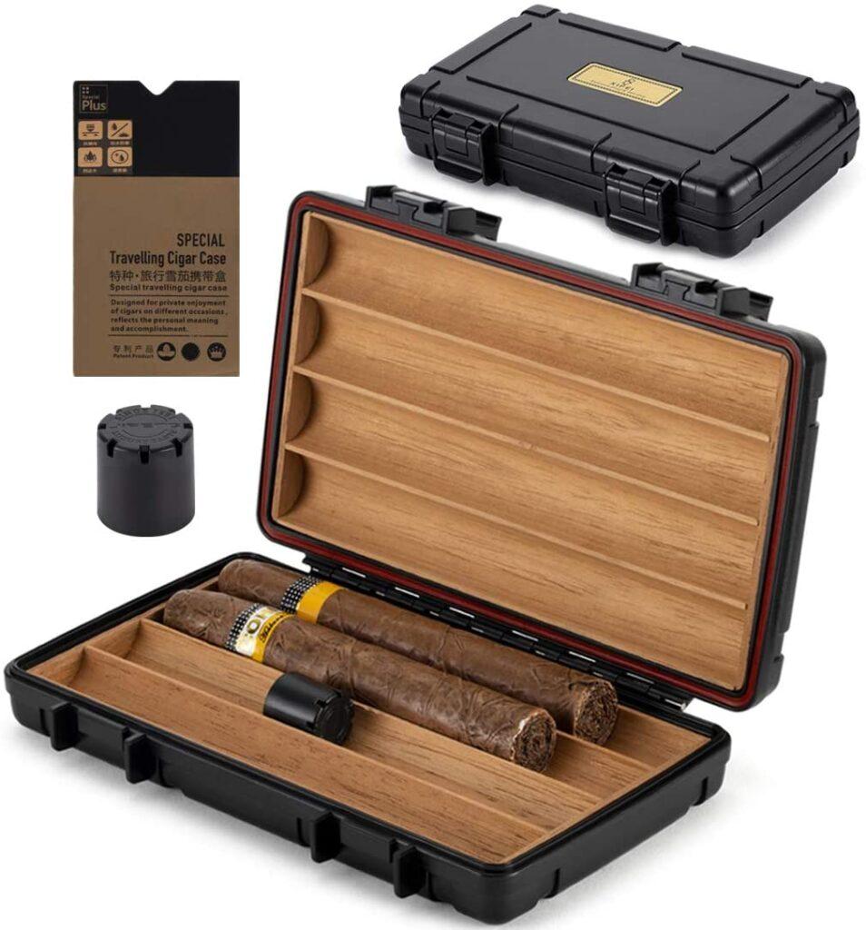 best cigar travel humidor