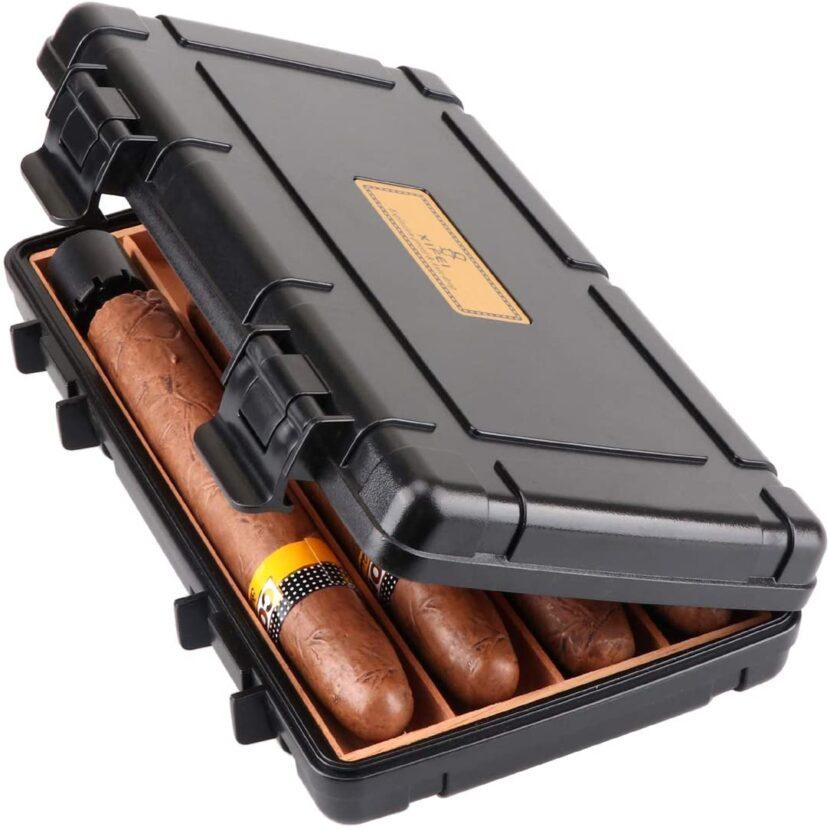 best portable cigar humidor