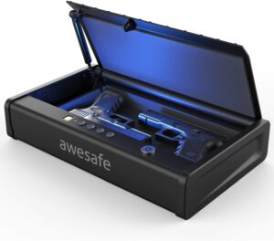 best quick access gun safe