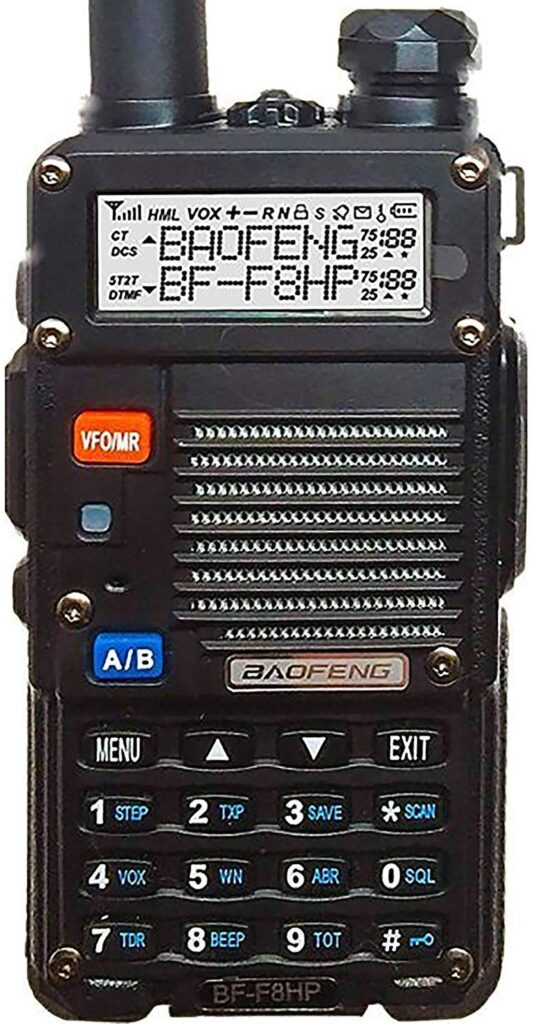 best BaoFeng two way radio