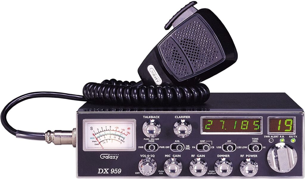 best cb radio for small truckers