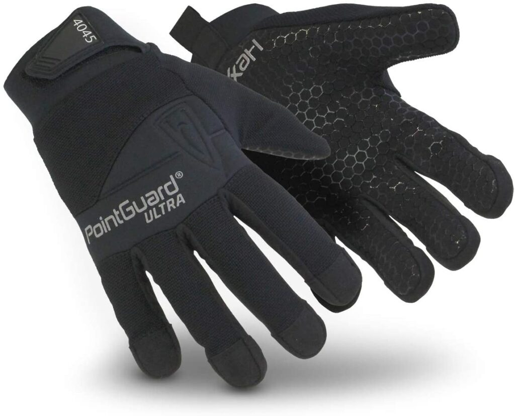 best cut resistant police duty gloves