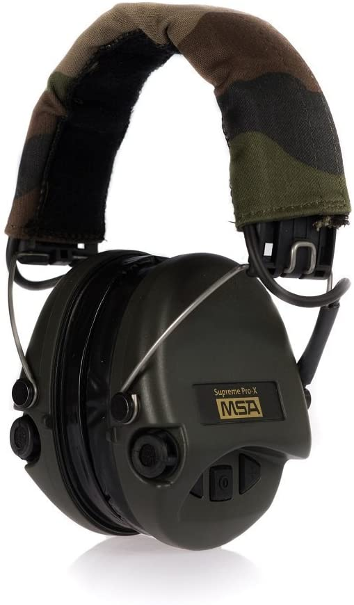 best electronic earmuffs for shooting rifles