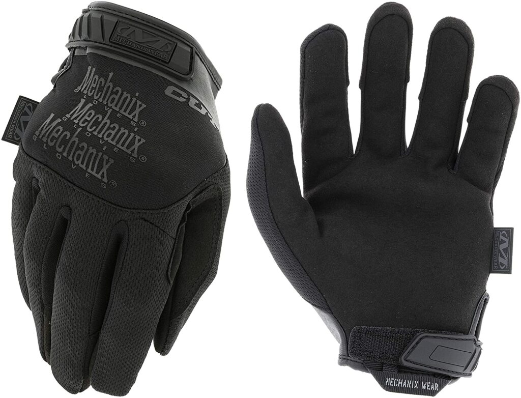 best police gloves with Kevlar