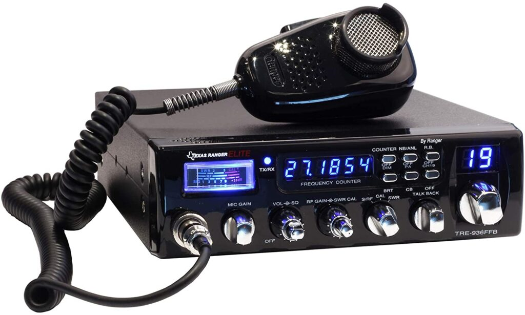 best 40 channel AM CB radio