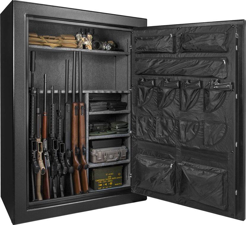 best fireproof gun safe for rifles