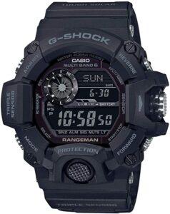 best black g shock watches