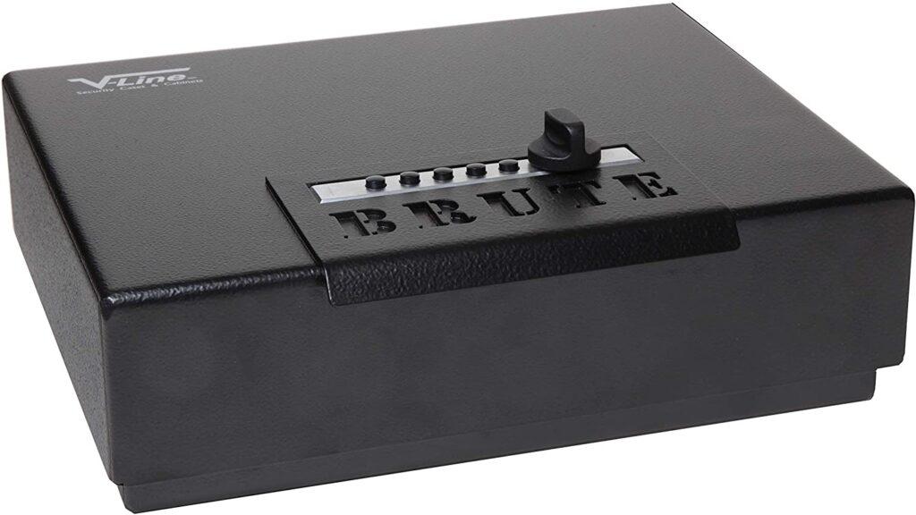 best mechanical handgun safe for night stand