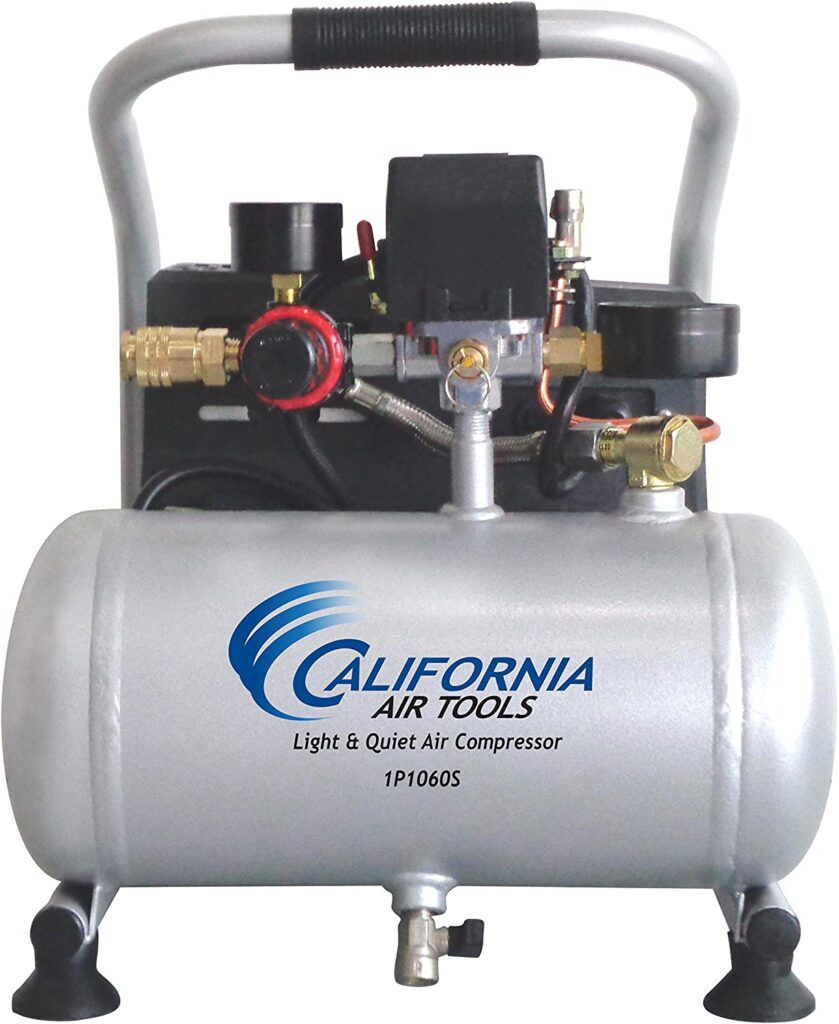 best light and quiet air compressor