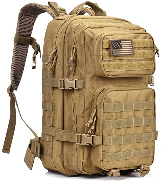 best 3 day assault military backpack