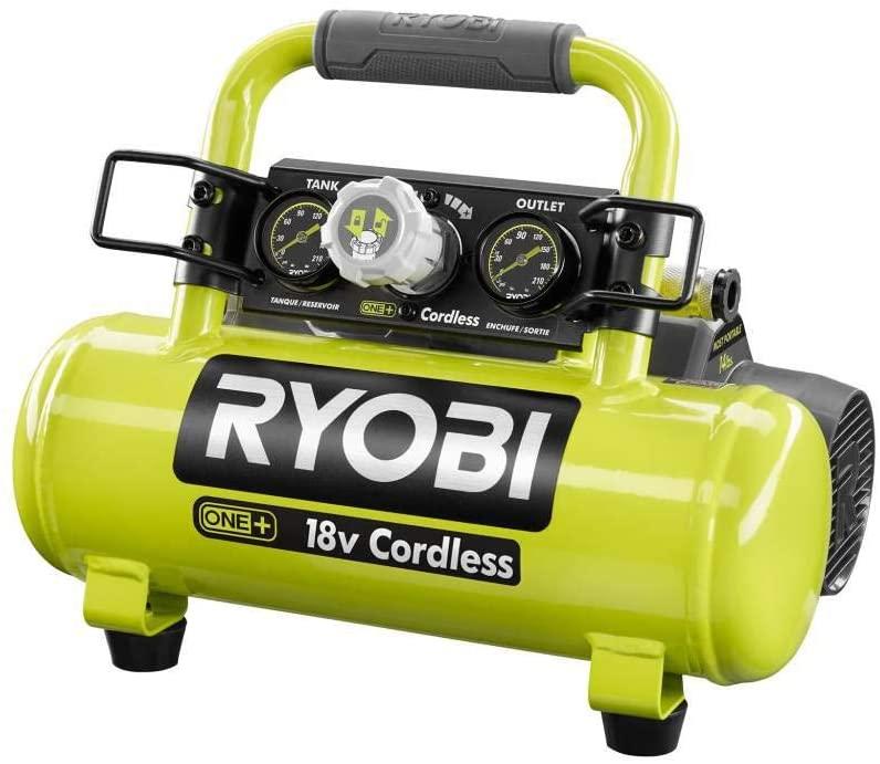 best cordless portable air compressor