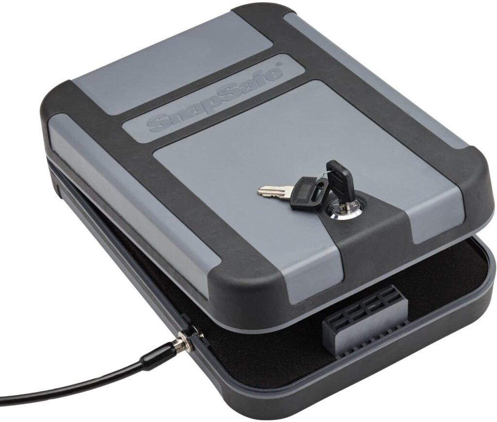portable car gun safe