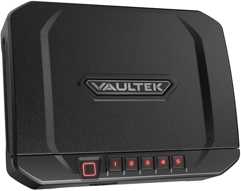 biometric car gun safe