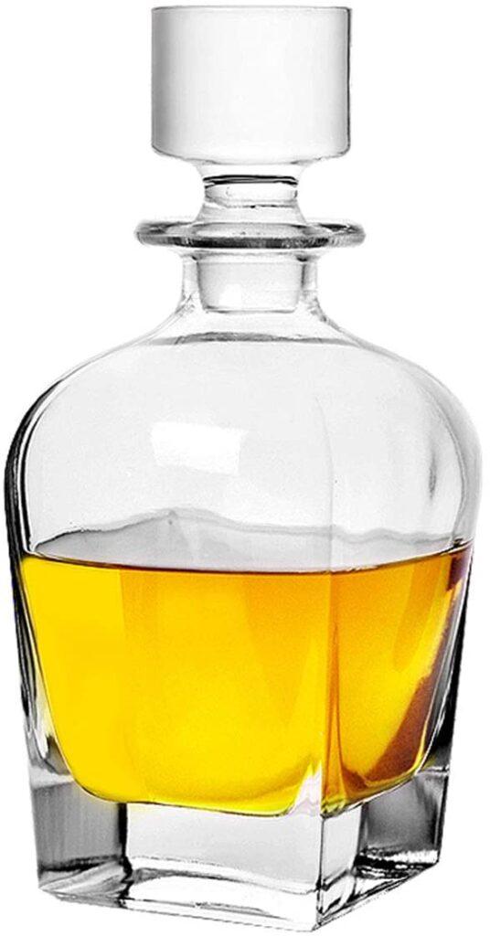whiskey decanter amazon