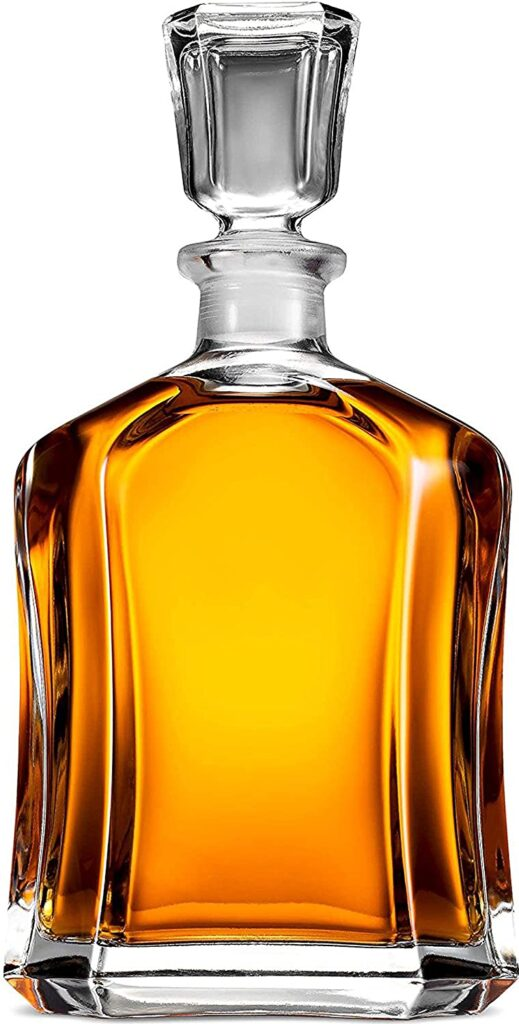 best cheap whiskey decanter