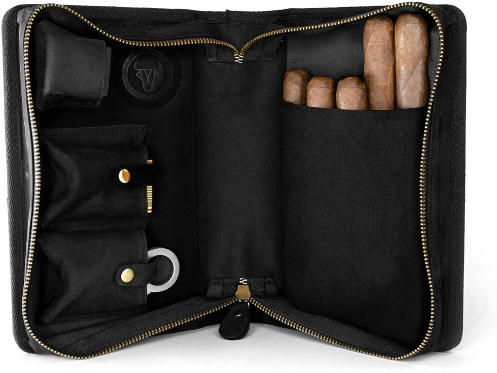 best leather cigar case