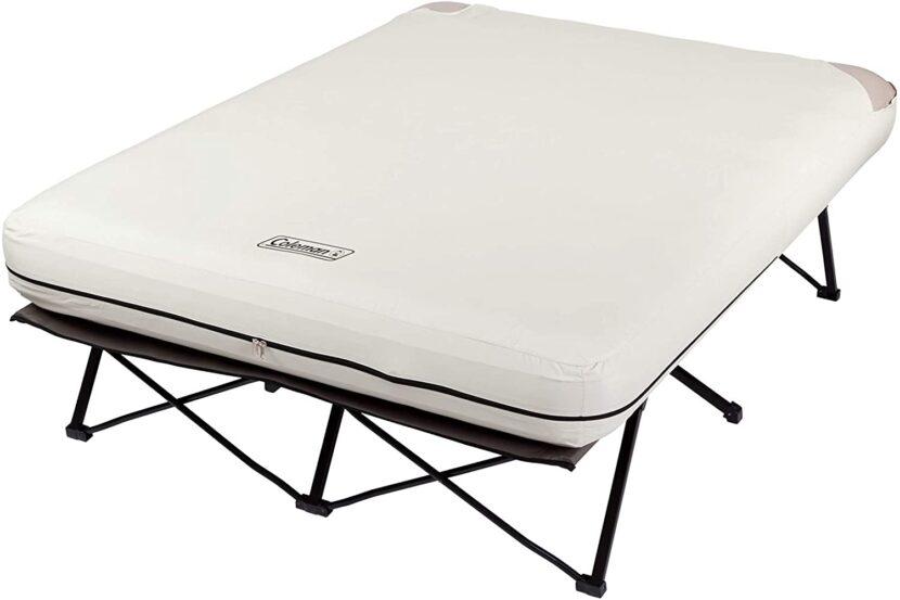camping cot with air mattress
