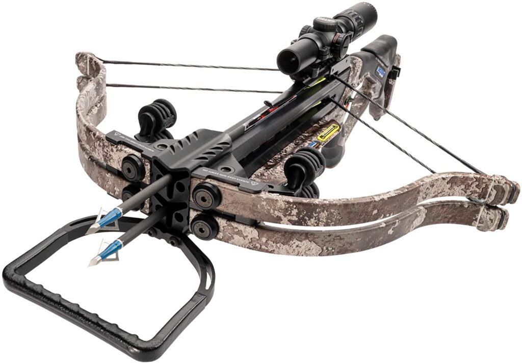 two shot crossbow