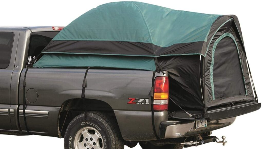 small truck tent