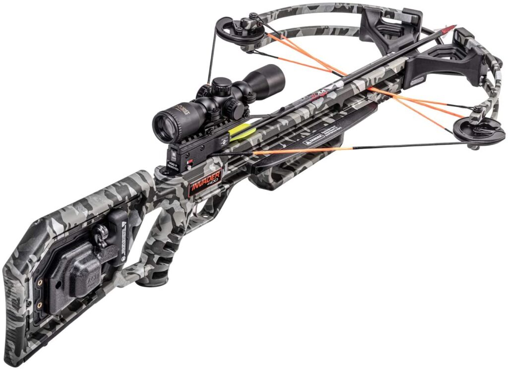 best crossbow with scope