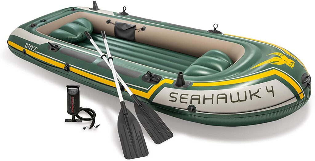 inflatable boat for 4 people