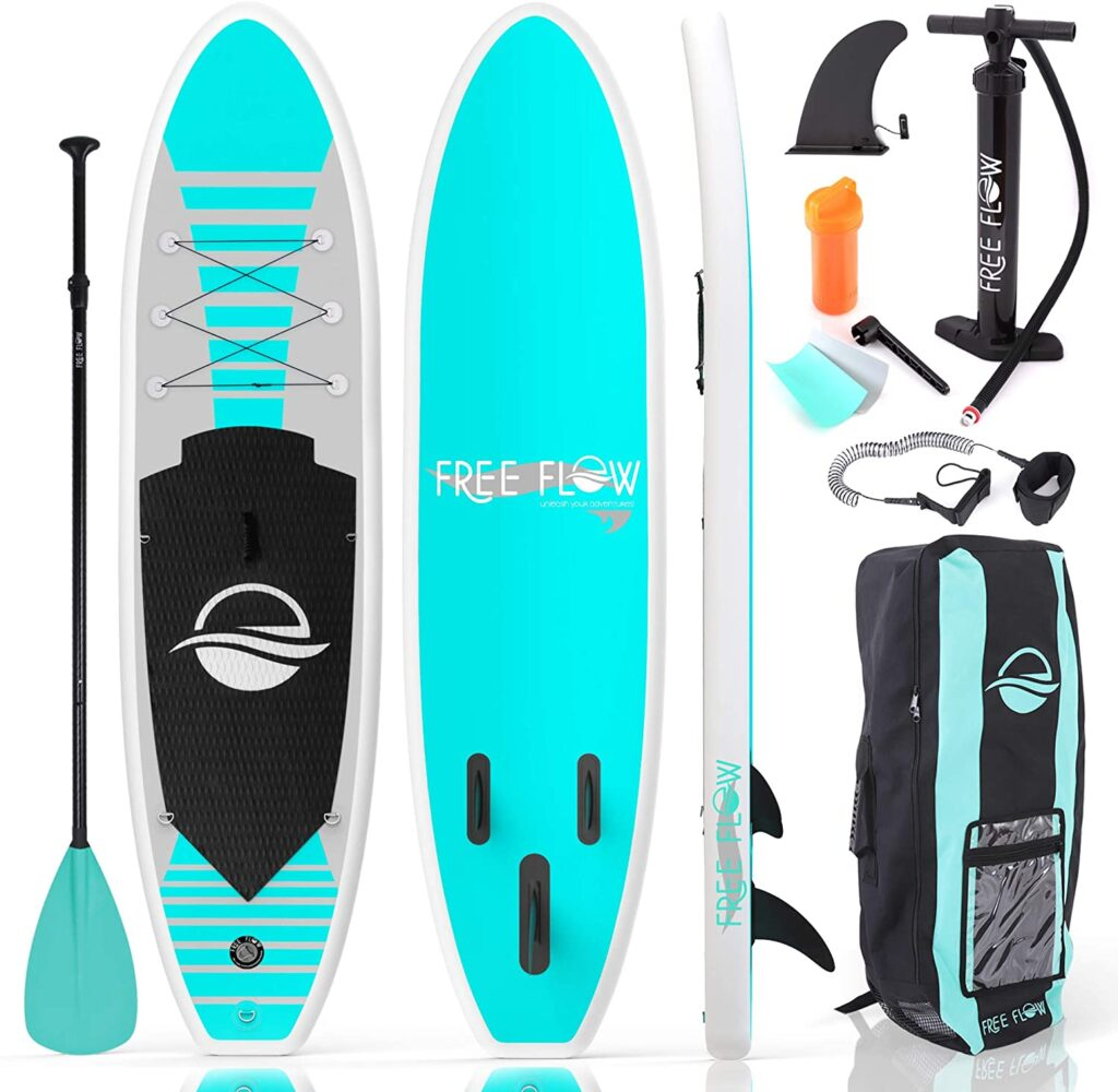 inflatable stand up paddleboard for beginners