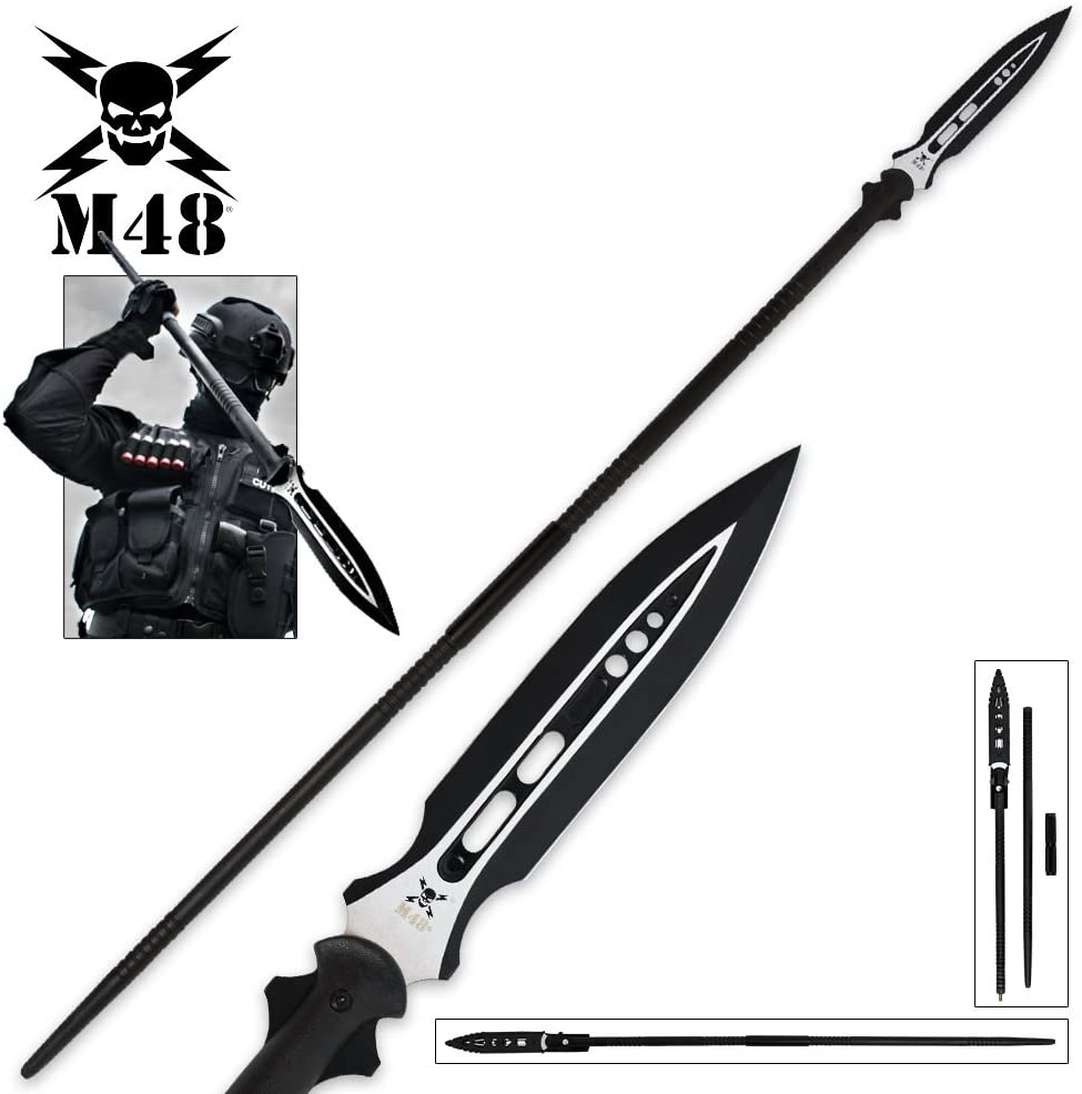 tactical spear for self defense