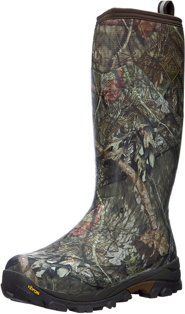 extreme cold hunting boots