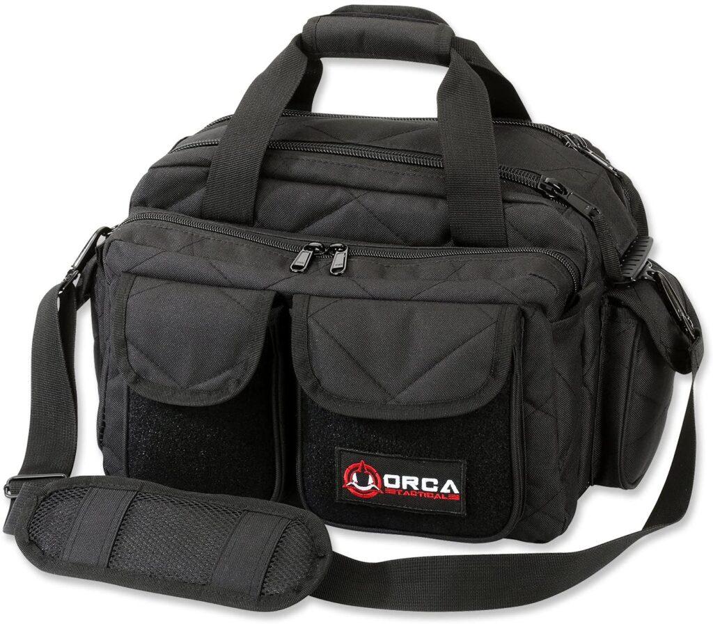 Orca gun range bag