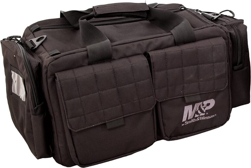 smith & wesson gun range bag