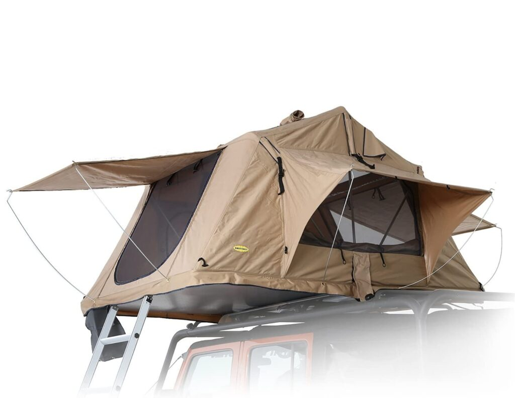 rooftop tent for truck or SUV