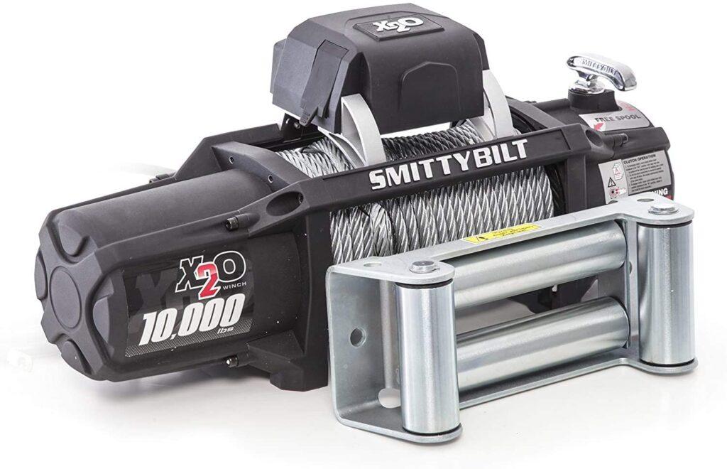 Smittybilt truck winch