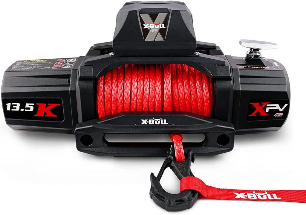 X-Bull truck winch