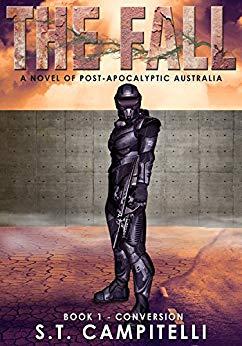 post-apocalyptic australia novel