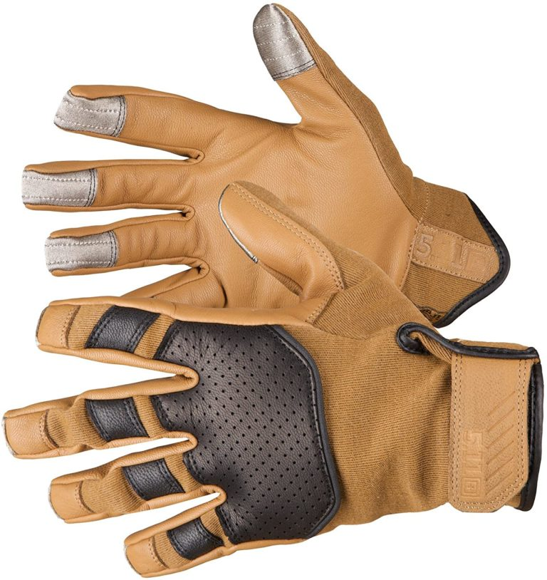 best tactical gloves you can use your phone with