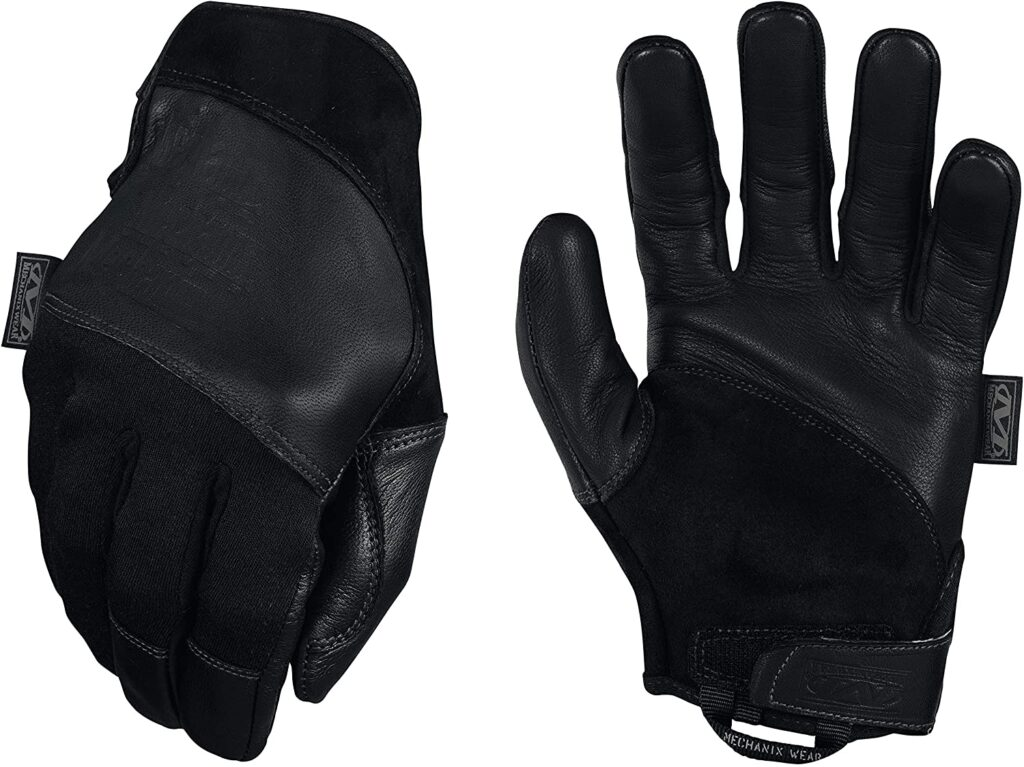 best fire resistant tactical gloves