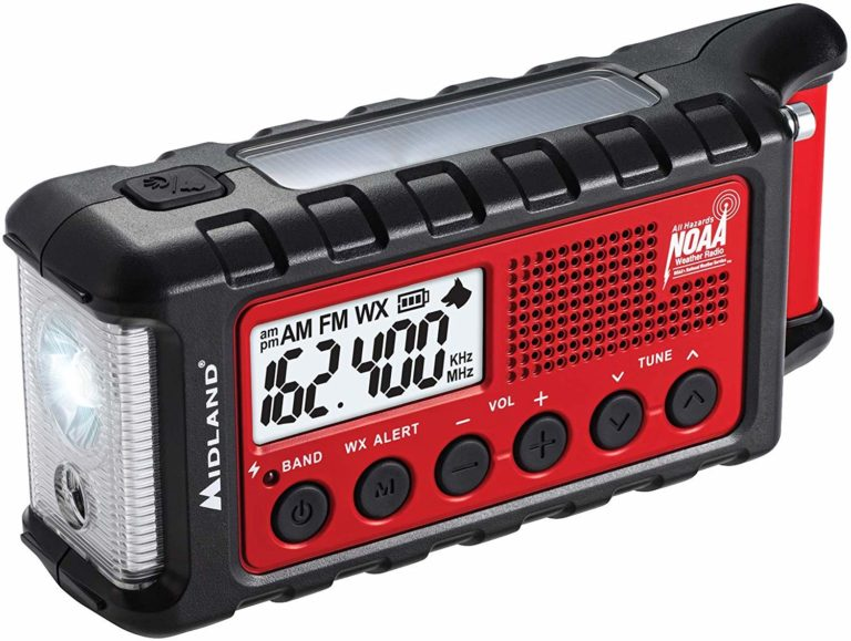 best wind up emergency radio