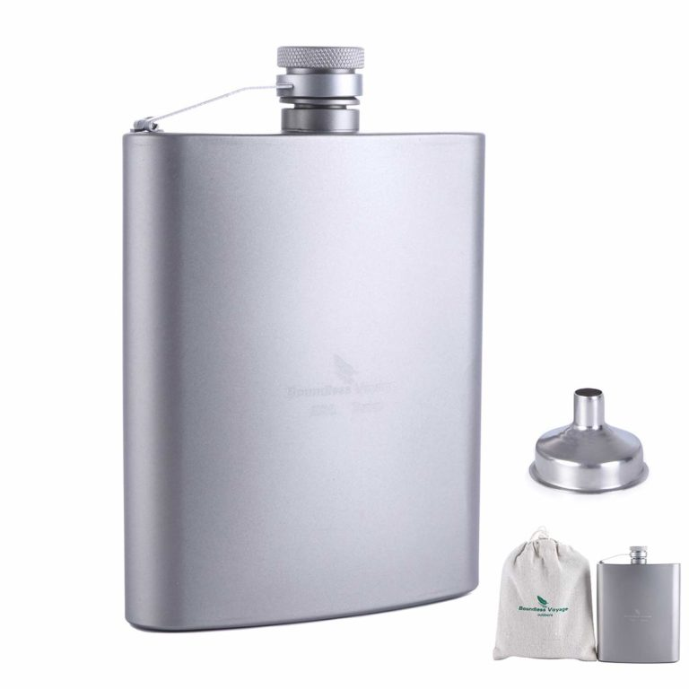 best hiking hip flask