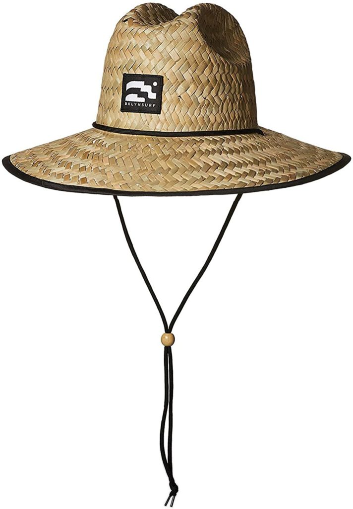 best straw hat for the beach