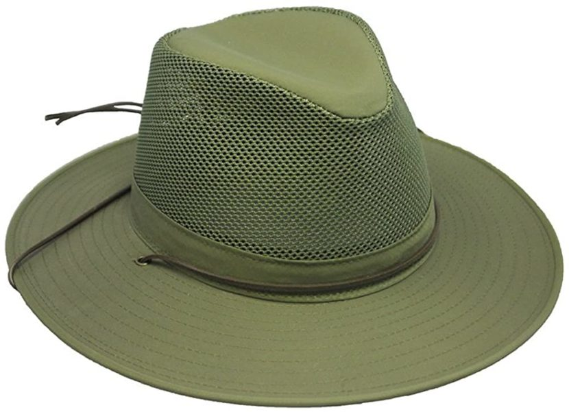 best safari hat for hot weather
