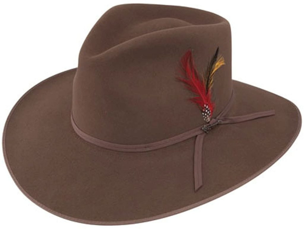 best fur felt wide brim hat
