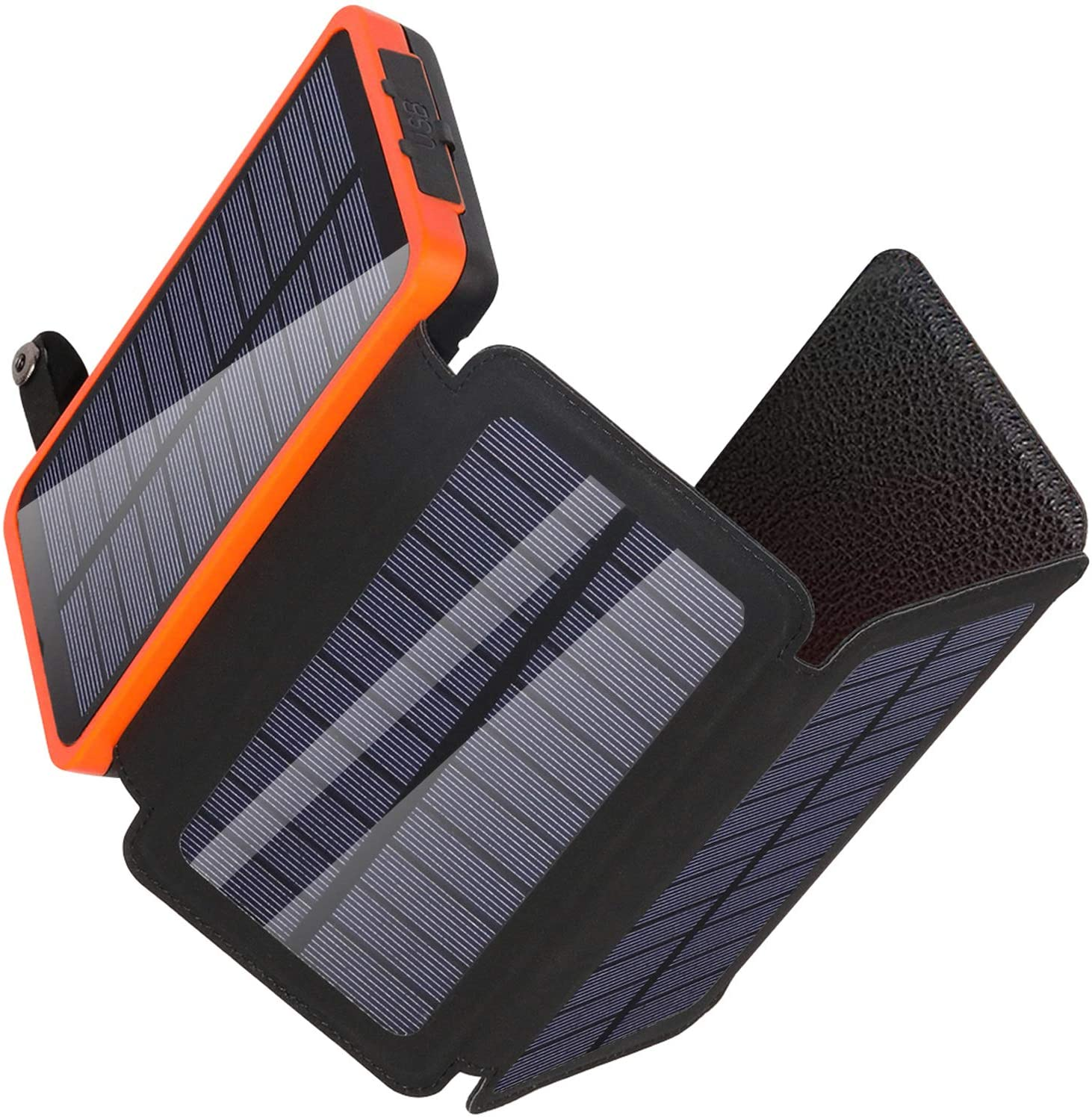 best hiking solar power charging bank