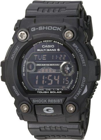 best solar power g-shock watch