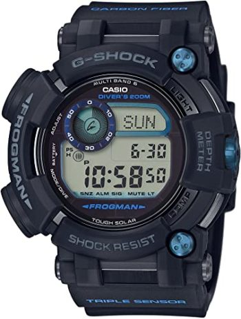 best g-shock watch for diving