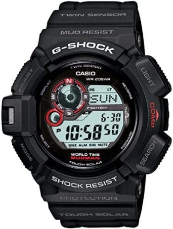 best g-shock watch with compass