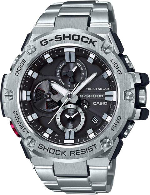 best stainless-steel g-shock watch